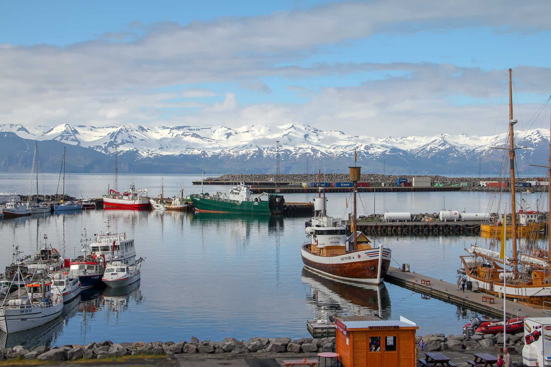 Iceland is situated on the edge of the North Pole and is a country like no other.