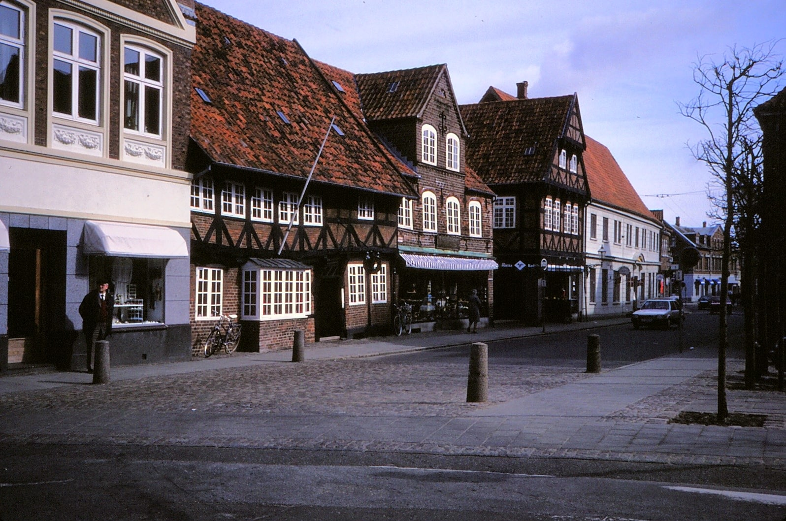 Ribe is the oldest city in Denmark and perhaps one of the most beautiful places in the country.
