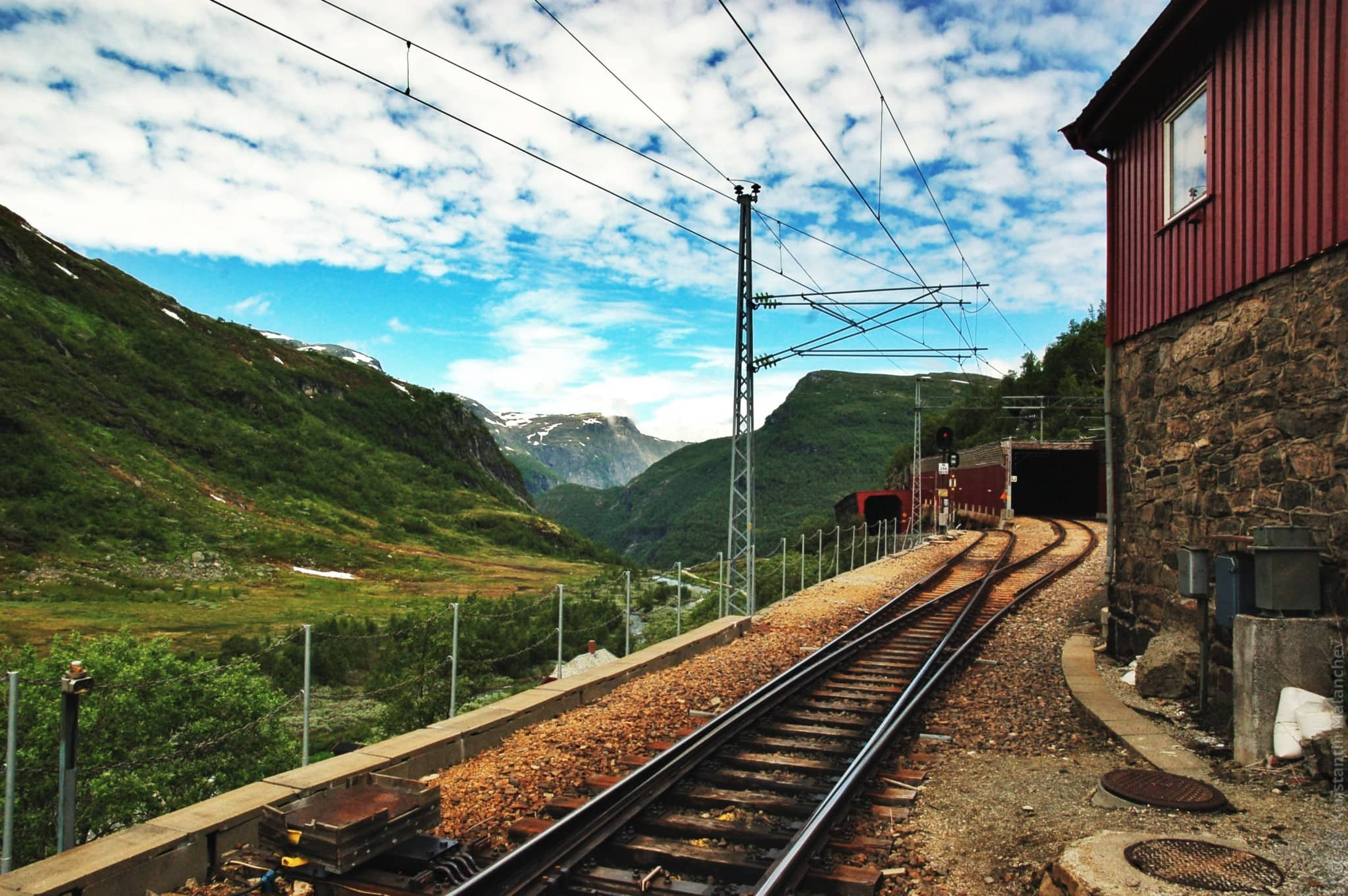 The Bergensbanen takes no less than 6 to 7 hours, but it is worth every minute!