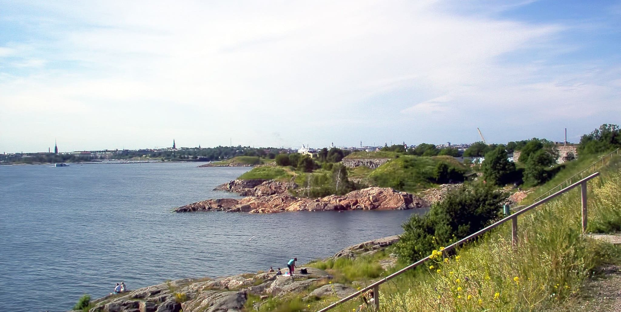 Your visit to Helsinki is not complete without having set foot on the island of Suomenlinna.