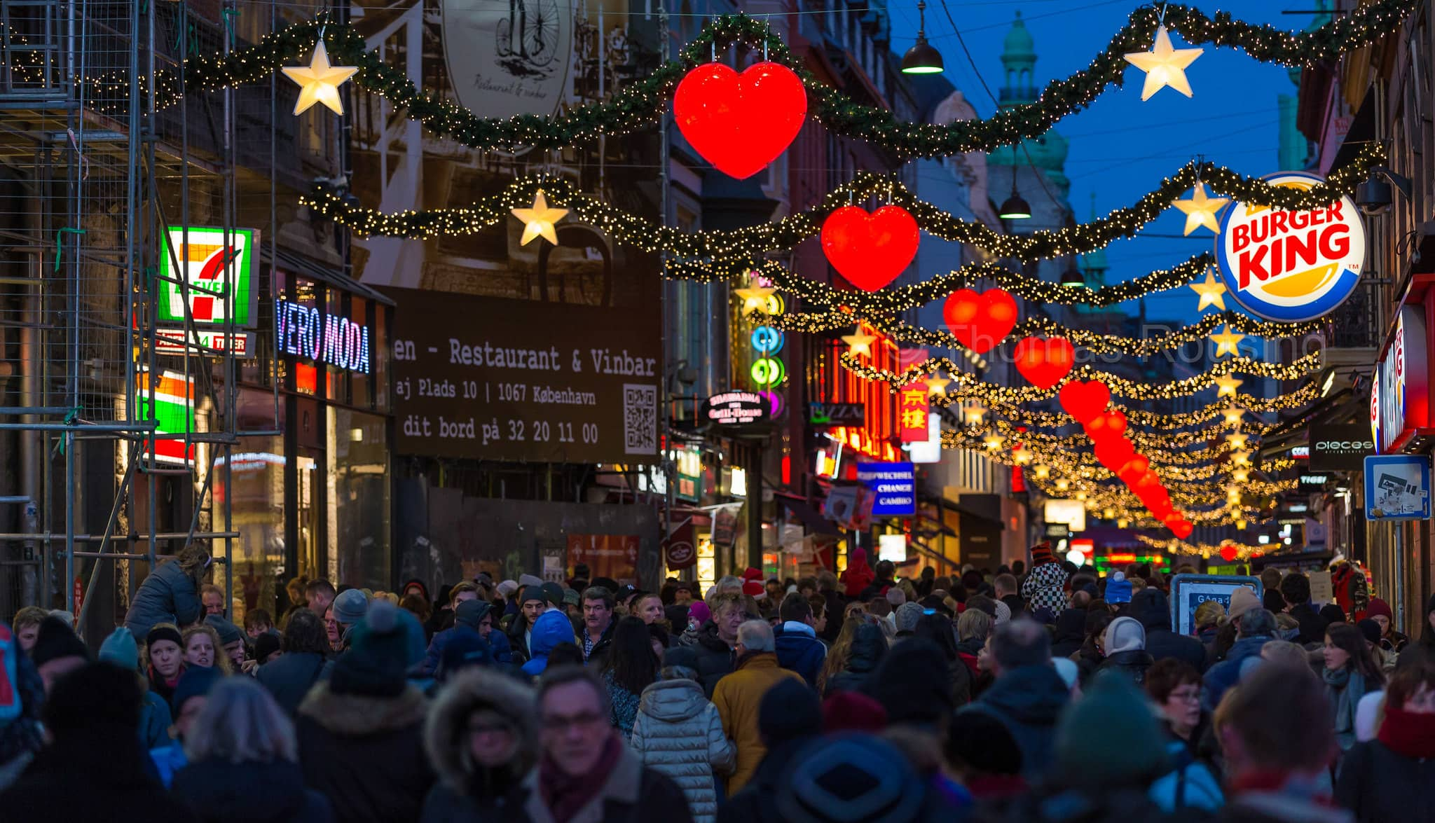 Fancy a Christmas city break? Forget the Christmas markets in Germany and book a ticket to Copenhagen!