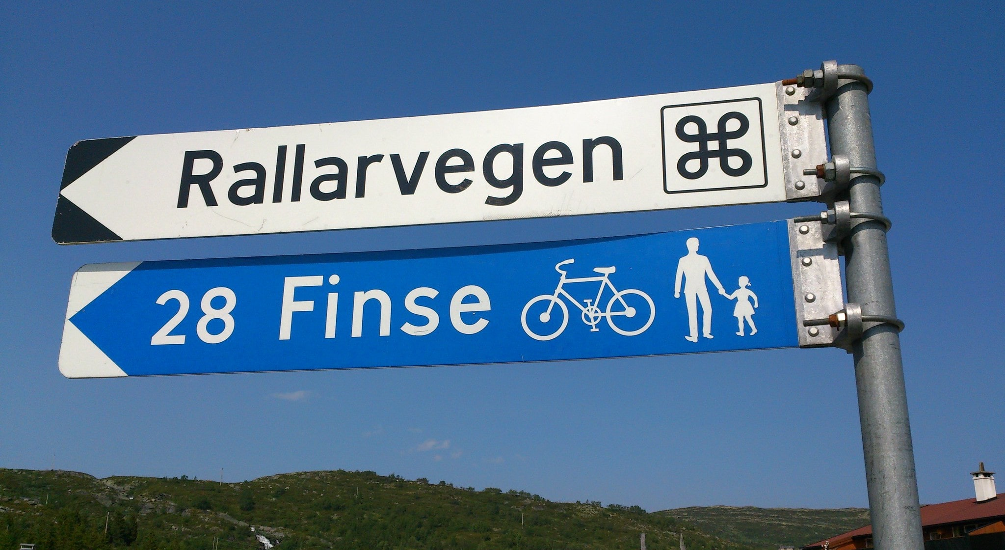 The routes are usually easy to do, but medium to difficult on the Setesdalheiene, the Sognefjell and the Rallarvegen
