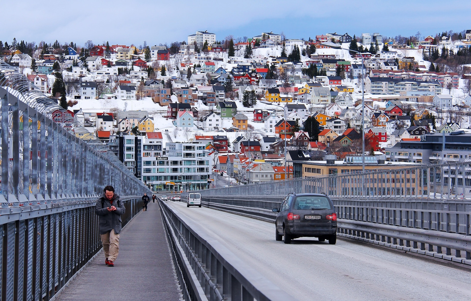 tromso city norway
